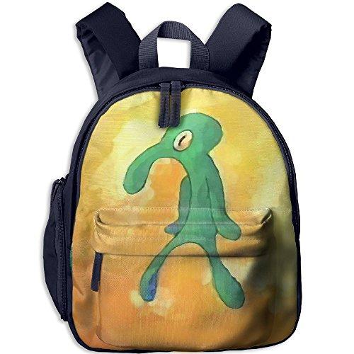 Old Gym Teacher Costume (Old Bold And Brash Comfy School Bags,Custom Cute Children Shoulder Daypack,Print Backpack For Kids)