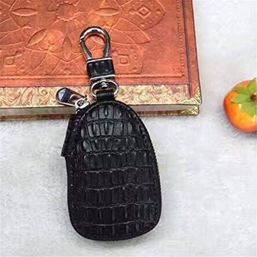 Estuche for Llaves Estuche de Cuero Multifuncional Estuche for Llave for Faraday Cage Funda for Llavero con Entrada Sin Llave, Accesorios for Llaves de Automóvil (Color : Black): Amazon.es: Equipaje