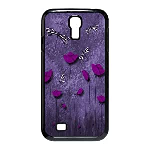 Beautiful Dragonfly Brand New Cover Case for SamSung Galaxy S4 I9500,diy case cover ygtg-308766