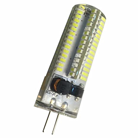 WELSUN G4 Bombillas LED De 6 Vatios 3000K / 6000K AC / DC12-24V 450lumens