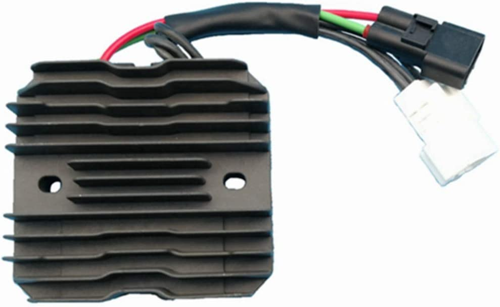 Tuzliufi Replace Voltage Regulator Rectifier Suzuki Boulevard C109 VLR1800 M109R VZR1800 Burgman AN 650 32800-10G00 32800-10G10 32800-10G20 2003 2004 2005 2006 2007 2008 2009 New Z316