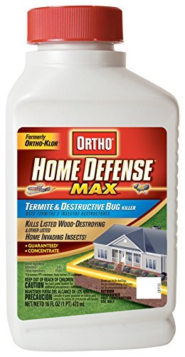 Ortho Home Defense MAX Termite and Destructive Bug Killer Concentrate, 16-Ounce (Not Sold in MA, NY, RI) by - Mall Ma In