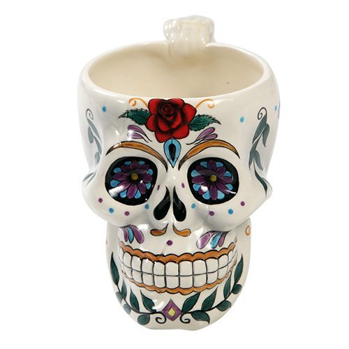 White Day of the Dead Red