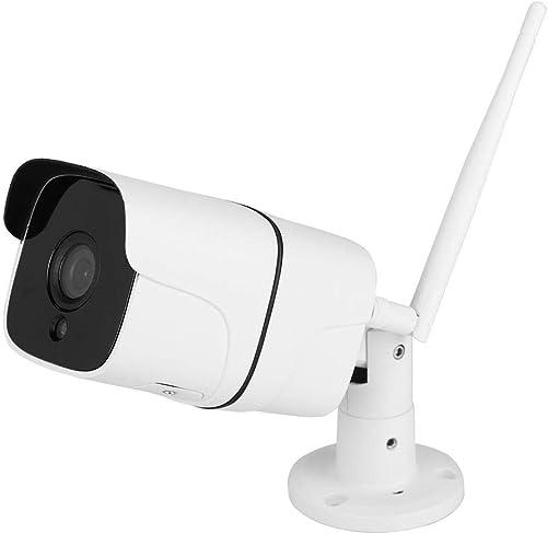 Security Outdoor Camera,1080P HD IP66 Waterproof WiFi Bullet Camera,Wireless Smart IP Surveillance Camera
