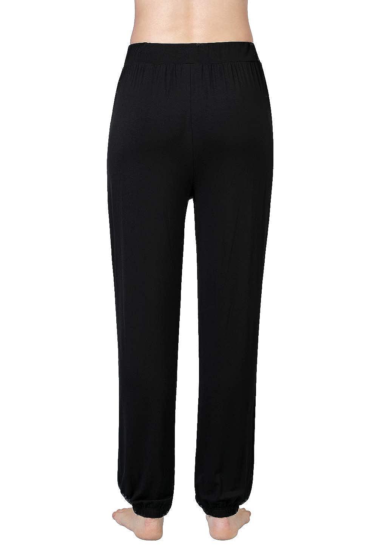 Air Curvey Soft Pajama Pants for Women Stretch Lounge Pants Sleep Bottoms