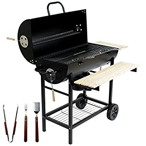 jumbuck voyager 4 burner bbq assembly instructions
