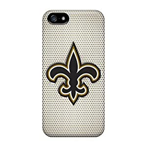 Hot New Orleans Saints First Grade Tpu Phone Cases For Iphone 5/5s Cases Covers