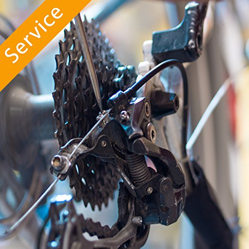 Bicycle Tune Up - Standard - In-Store by Amazon Home Services