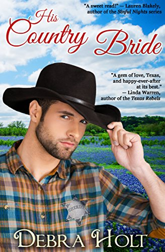 Book: His Country Bride by Debra Holt