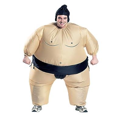 Amazon.com: MoreToys - Disfraz hinchable para Halloween ...