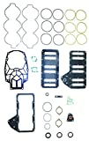 MERCURY Optimax & DFi's 3.0 Liter Complete Power Head Gasket Kit WSM 500-244 OEM# 832934A98