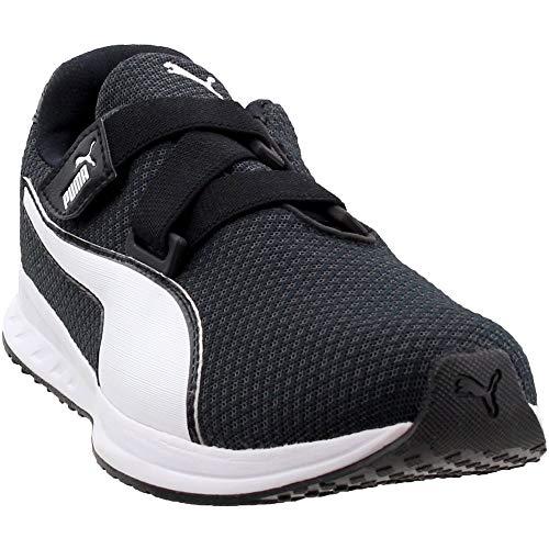 PUMA Women's Burst Alt WN's Cross-Trainer Shoe, Black White, 7 M US ()