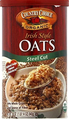 country choice steel cut oats - 5