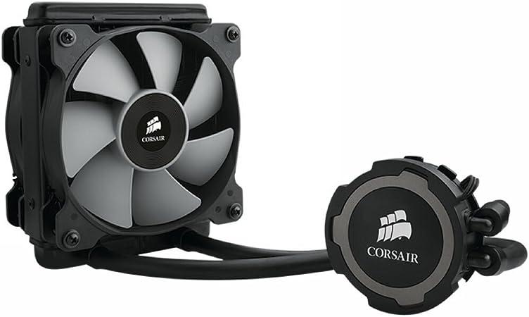 Corsair Hydro H75 Liquid Cooler For Cpu Computers Accessories