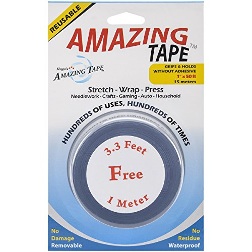 "Hugo's Amazing Tape, 1"" by 50'"