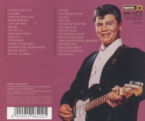 Very Best Of Richie Valens by The Mountain