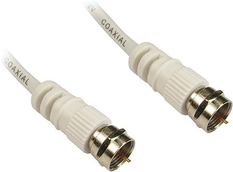 Hash de escopeta cable coaxial de antena coaxial RG6 cable – alta calidad/1 M/2 M/3 M/5 m/10 m/20 m por hashsonline