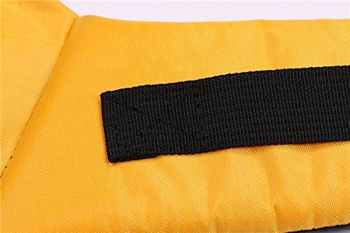 M, Rosa Tineer Dog Life Jacket Vest Lifesaver Safety Costume da Bagno Giubbotto Riflettente Pet Floatation Life Preserver Nuoto