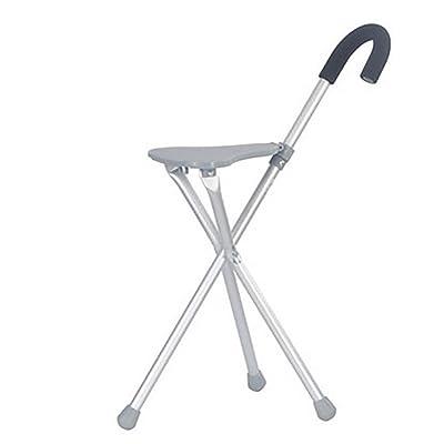 Canne Pche En Aluminium Chaise Pliante Tabouret Personnes Ges Bquilles Walker