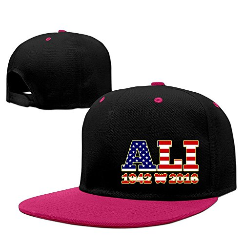 Kim Lennon The Greatest Aly King Custom Unisex Hats Hats Lightweight High Quality Pink