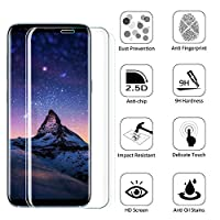 Galaxy Note 8 Screen Protector,3D Curved Full Coverage Tempered Glass Screen Protector for Samsung Galaxy Note 8 by Pomisty