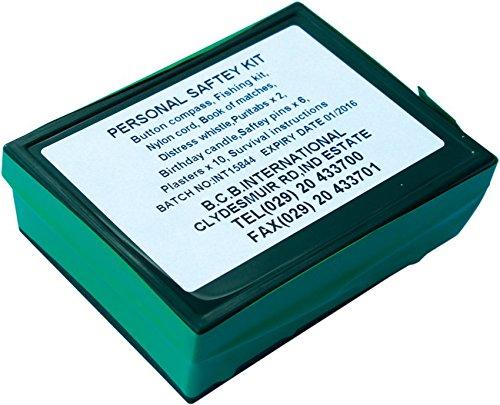Bushcraft BCB - Botiquín de primeros auxilios, color verde CK528