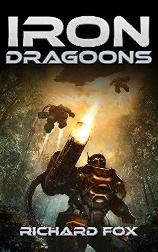 18b903947849 Amazon.com  Iron Dragoons (Terran Armor Corps Book 1) eBook  Richard ...