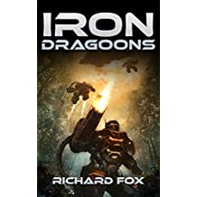 Iron Dragoons (Terran Armor Corps Book 1) (English Edition)