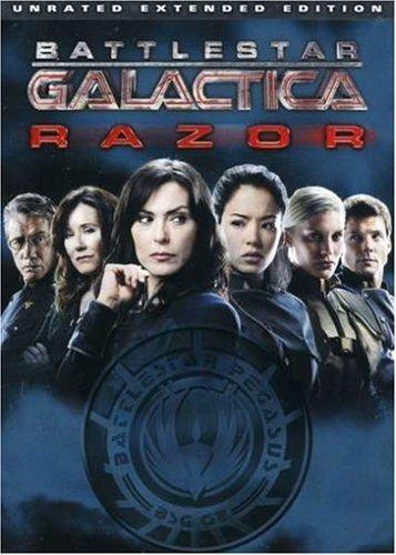 Battlestar Galactica: Razor [DVD] [Region 1] [US Import] [NTSC]
