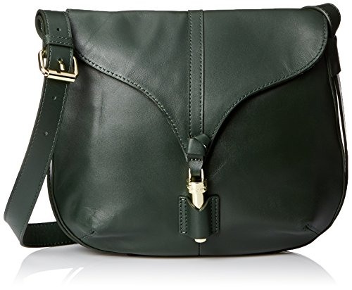 Foley + Corinna Arrow Crossbody Messenger Bag, Evergreen, One - Foley Outlet
