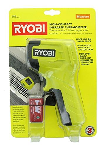 Ryobi IR002 Infrared Thermometer Checking product image