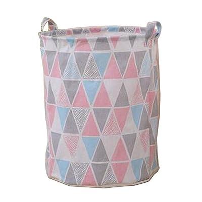 [Triangle] Tissu pliable Panier à linge Panier à linge Panier à linge