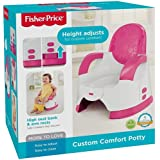 Fisher Price - Custom Comfort Potty Girl