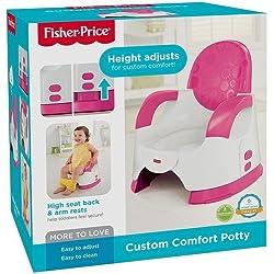 Fisher-Price Custom Comfort Potty Training Seat, Girl