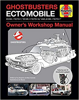 Ghostbusters ectomobile troy benjamin marc sumerak ian moores ghostbusters ectomobile troy benjamin marc sumerak ian moores 9781608875122 amazon books fandeluxe Images