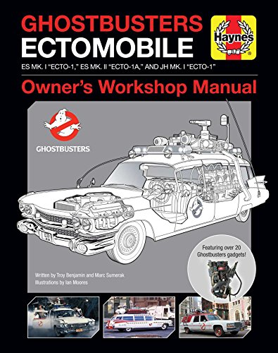 Ghostbusters: Ectomobile (Haynes Manual)