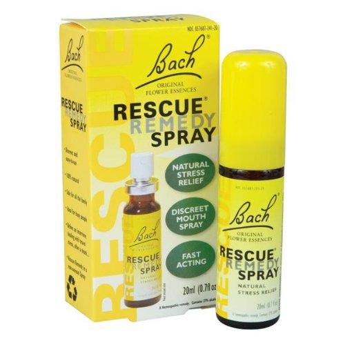 Bach Rescue Remedy – 20 ml spray bottle, My Pet Supplies