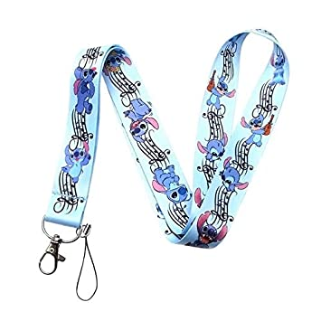 Amazon.com: Llavero con clip para llavero con diseño de ...