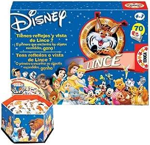 Educa Borrás El Lince Disney: Amazon.es: Juguetes y juegos