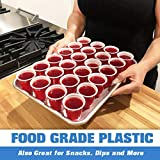 GoPong 2oz Plastic Shot Cups | Pack of 200