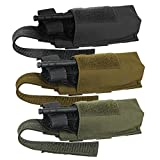 VOODOO TACTICAL Tourniquet Pouch with Medical Shears Slot, Coyote