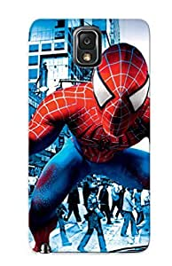 (fyGjMdO4026kTtBY)durable Protection Case Cover For Galaxy Note 3(my Pidey Ense I Tingling Because Piderman Ha E To Broadway)
