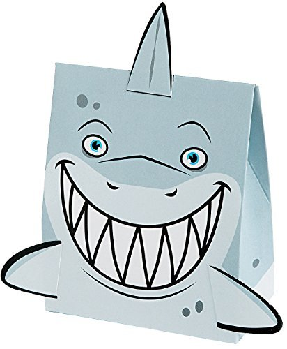 unique ocean shark party supplies - 7