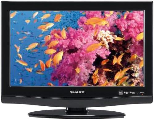 Sharp AQUOS LC19SB28UT TV LCD de 19 Pulgadas, 720p, Color Negro: Amazon.es: Electrónica