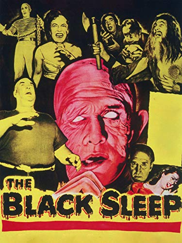 Classic Black And White Halloween Movies - The Black
