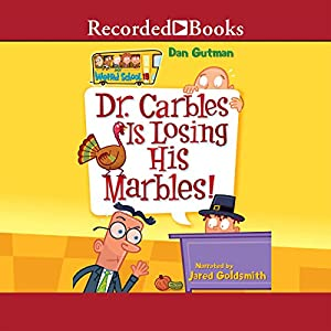 Dr. Carbles Is Losing His Marbles! Audiobook