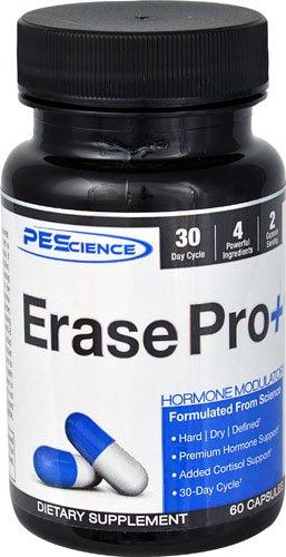 PEScience Erase Pro Plus -- 60 Capsules - 2PC by PEScience
