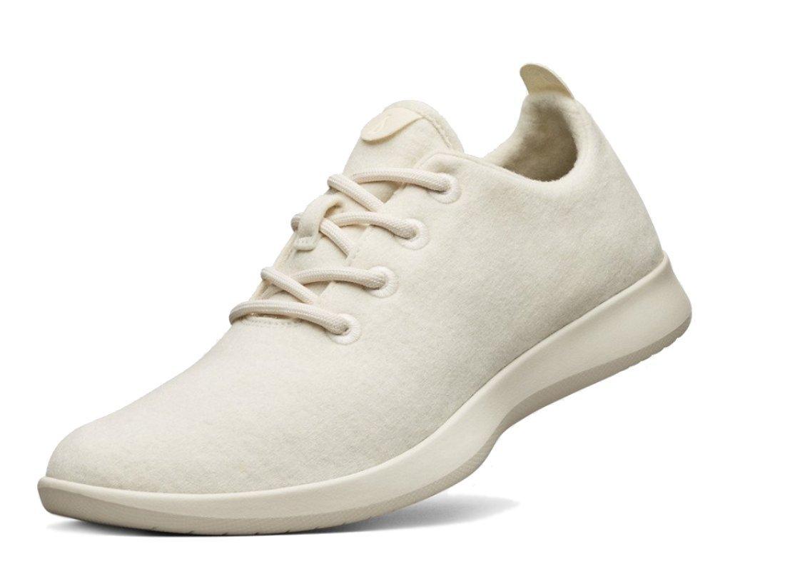 (オールバーズ)allbirds Men`s Wool Runners Sneakers メンズウールランナースニーカー(並行輸入品) B075GJCF9X US11 Natural White
