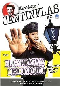 El Gendarme Desconocido Un Po [DVD]: Amazon.es: Cantinflas