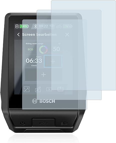 2x films de protection d/'écran clair pour Bosch Nyon 2020 Film de protection écran Film
